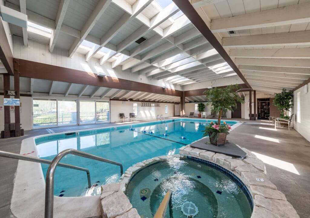 swimming amenities